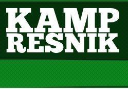 KAMP RESNIK, KAMNIK 1