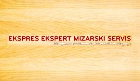 EKSPRES EKSPERT MIZARSKI SERVIS, MONTAŽA KUHINJ, LJUBLJANA