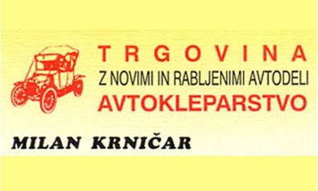 AVTOSERVIS, AVTOKLEPARSTVO KRNIČAR MILAN S.P., CERKLJE NA GORENJSKEM