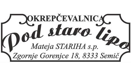 OKREPČEVALNICA POD STARO LIPO, SEMIČ