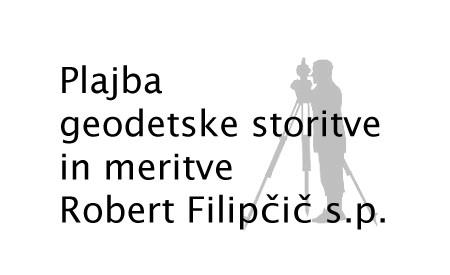 PLAJBA -  GEODETSKE STORITVE IN MERITVE ROBERT FILIPČIČ, SEŽANA