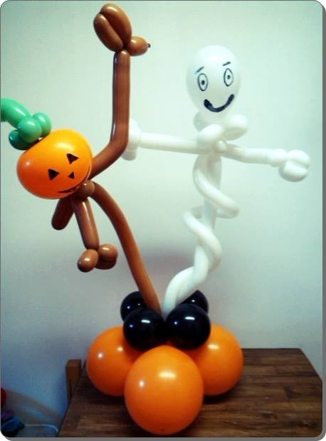 BALLOONKOO, Ustvarjanje z baloni, Kamnik